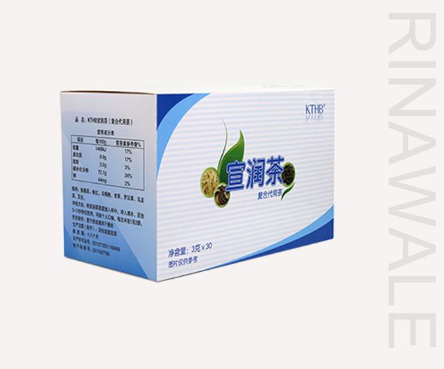 宣潤茶(復合代用茶)