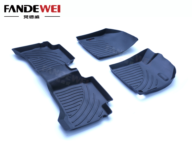 Suzuki Swift RHD car floor mat