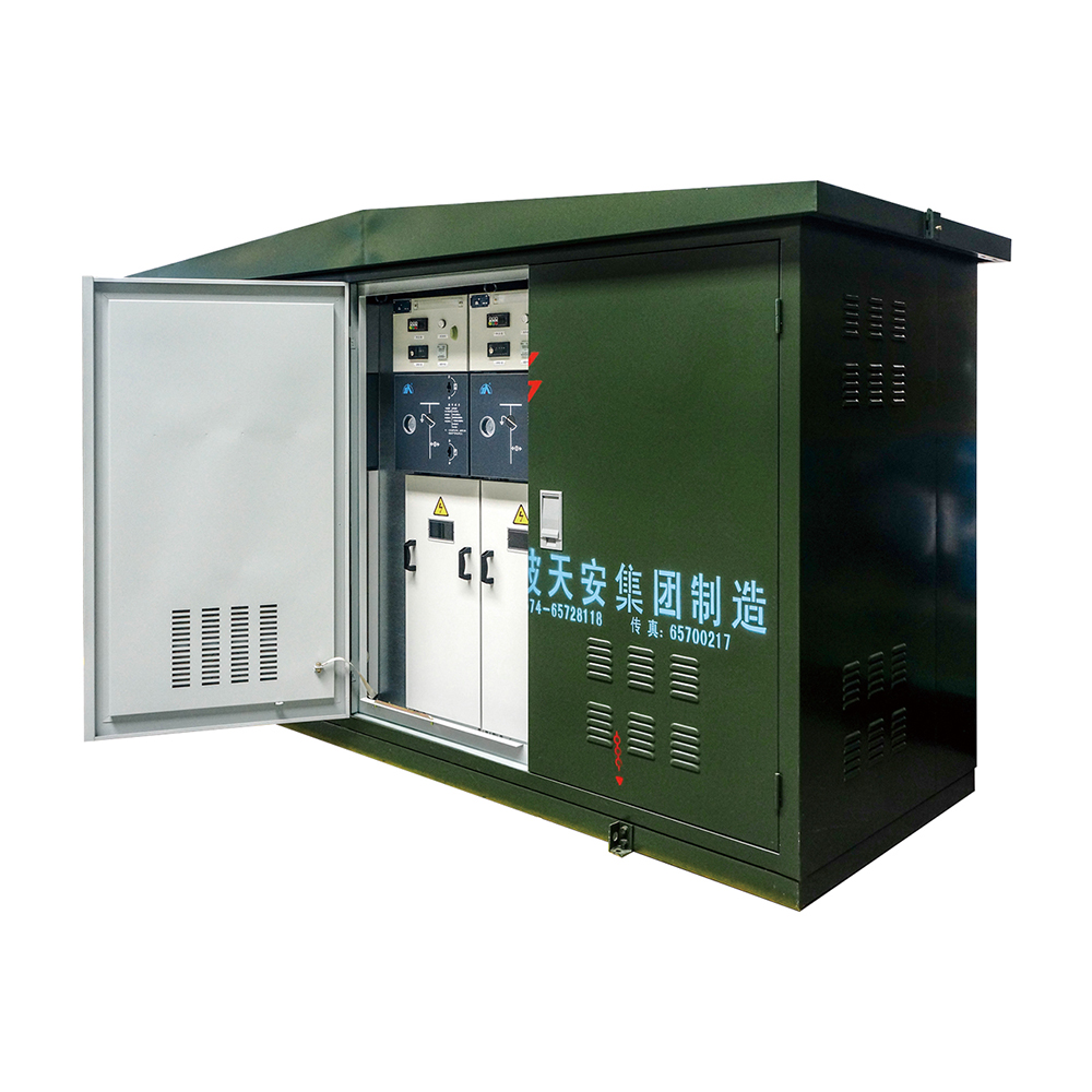 DFT6-12(40.5)电缆分接箱