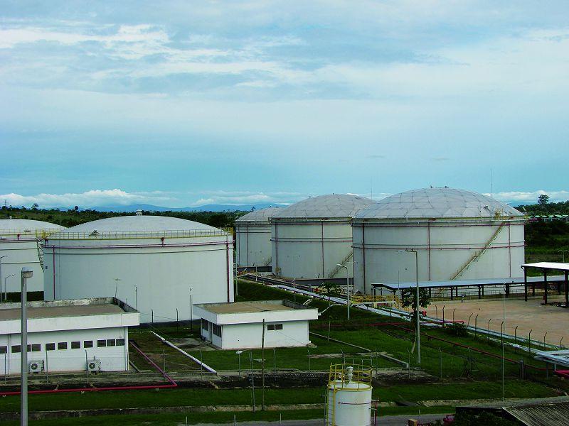 库马西油库工程