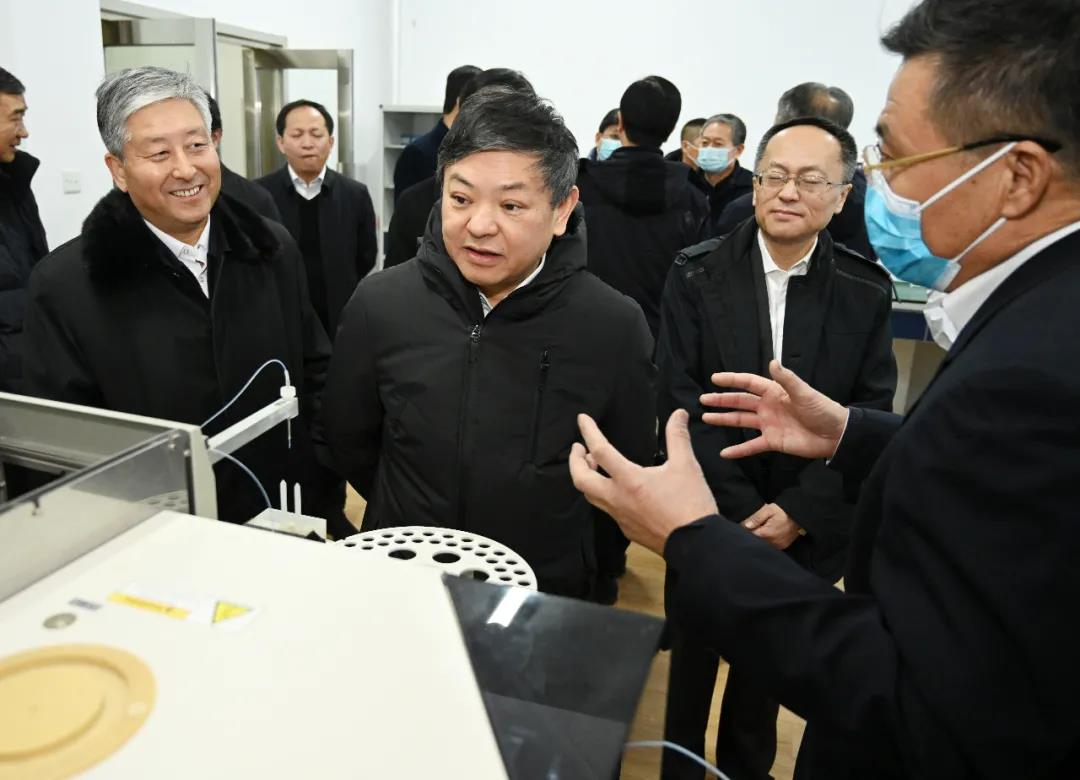 生態環境部部長黃潤秋赴黑龍江開展垂改調研并召開座談會