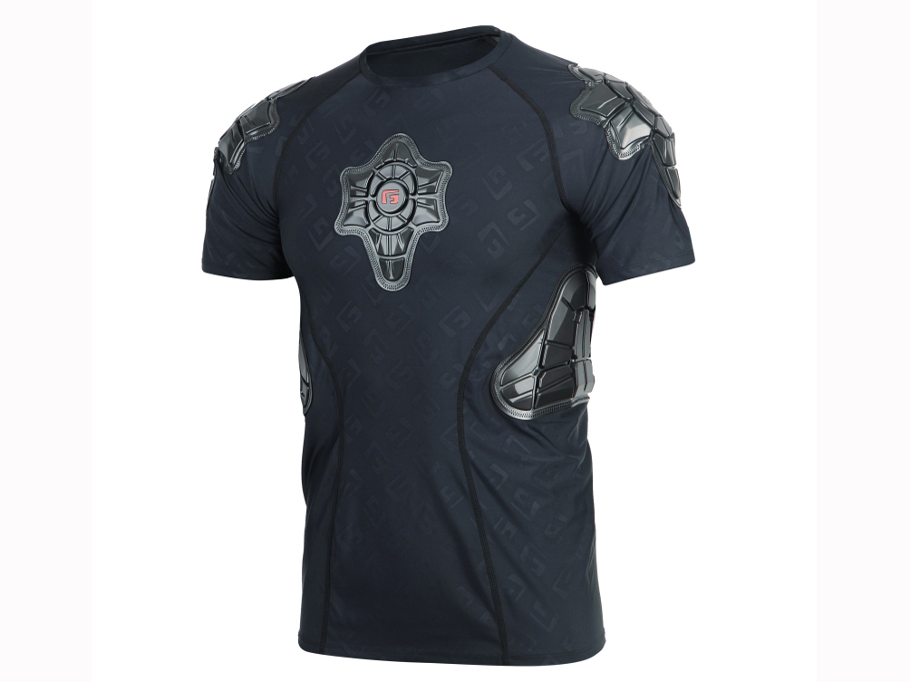 Men's Mountain S/S Shirt with protections