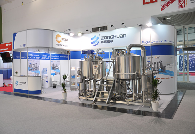 2017年德國慕尼黑精釀啤酒設備展