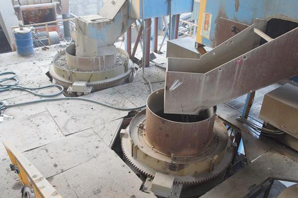 福建长乐时产500吨凝灰岩生产线
