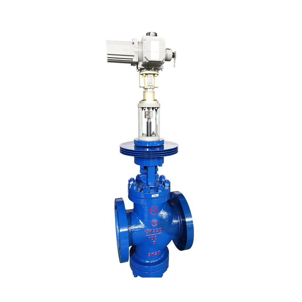 Sub-high temperature and high pressure temperature reducing valve WYS945Y series