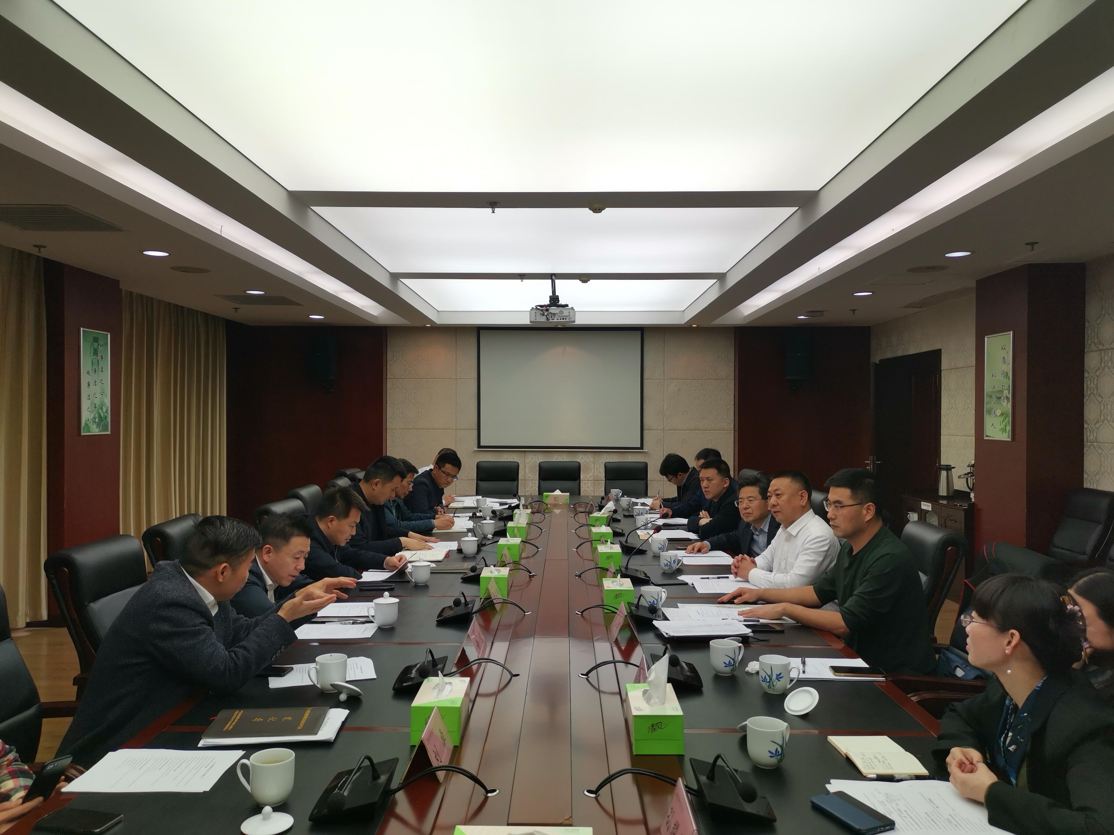 集團董事長譚龍受邀赴望城經開區參加奧萊項目招商對接會