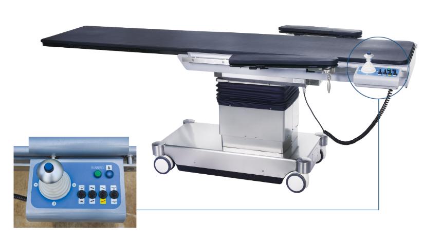 JHDS-99E-4型電動影像綜合手術臺