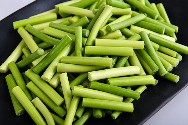 蒜薹段-菜之源净菜