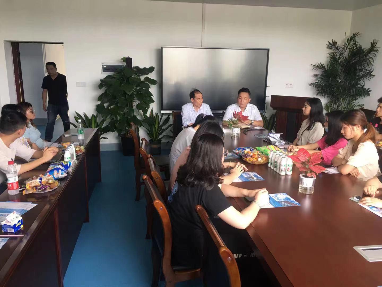 以生產實習為媒、澆灌產學融合之花——新五豐在湖南農業大學動物醫學院召開2018級動物醫學專業生產實習交流會