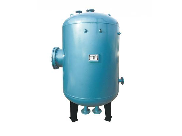 貯存式浮動盤管換熱器