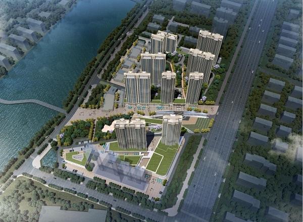 高科麓灣國際社區項目四號地規劃方案高度論證