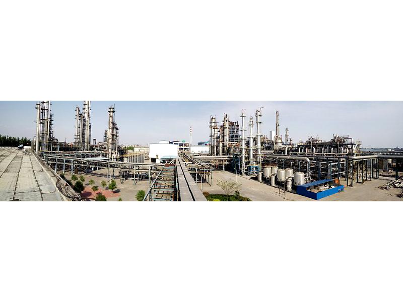 新鄉永金化工20萬噸/年乙二醇裝置