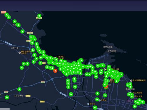 駕駛安全行為分析系統