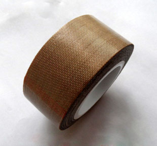PTFE Coated Glass Fabrics and tapes with Pressure Sensitive Adhesive