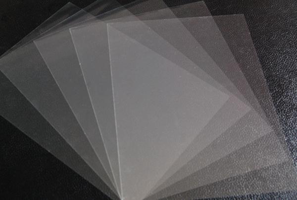 單面涂硅透明PET離型膜