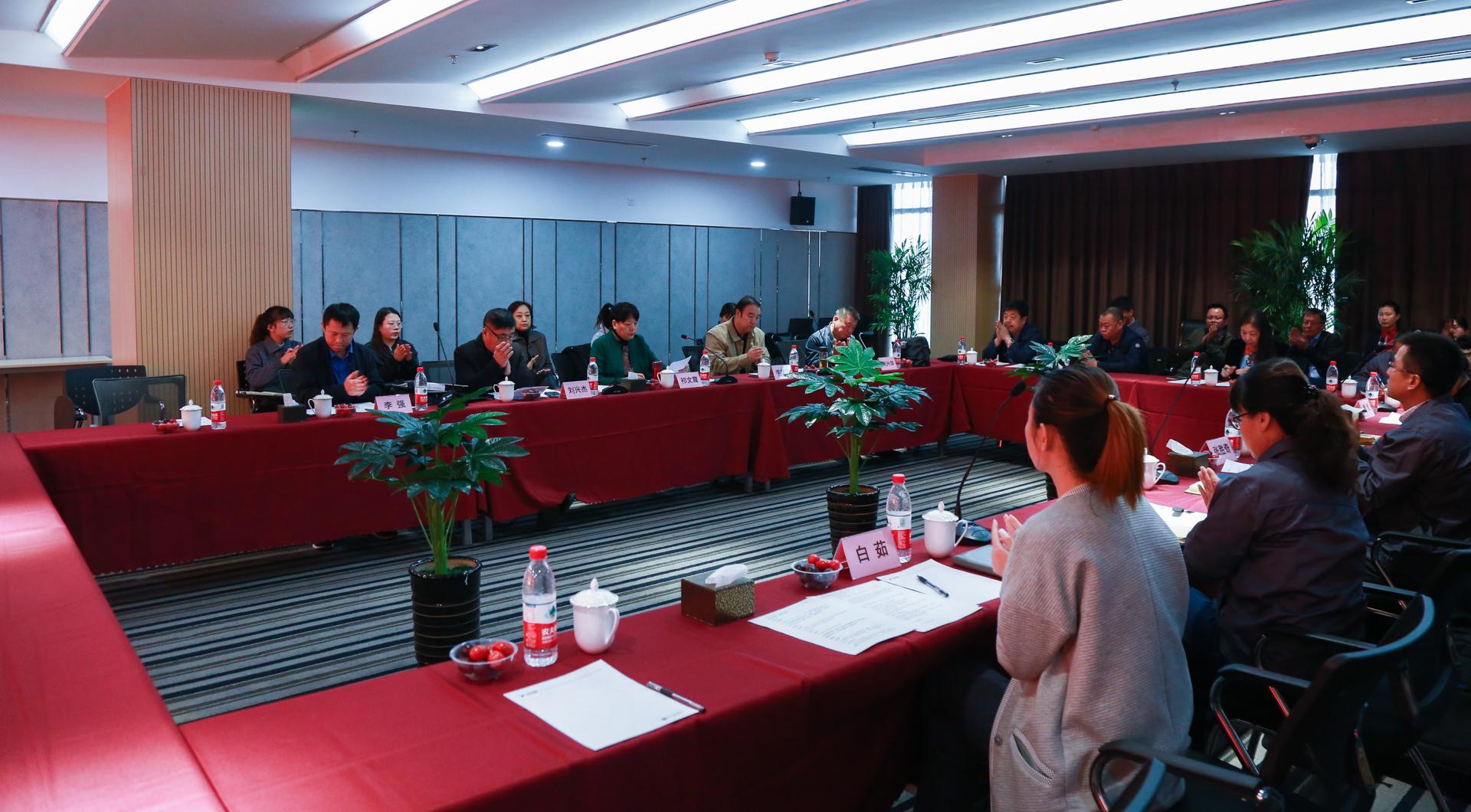 阜太泵業(沈陽)有限公司第一次股東大會在東北科技大市場舉辦