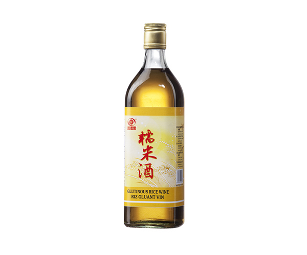 Glutionous rice wine750mlX12bots