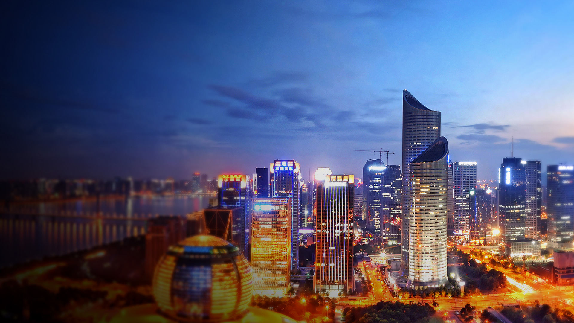 君威國際金融中心