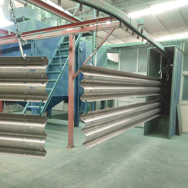 交通設施_護欄板原材料質量控制方法
