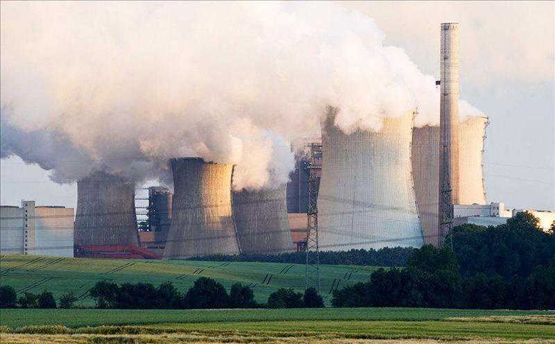 企業溫室氣體排放報告