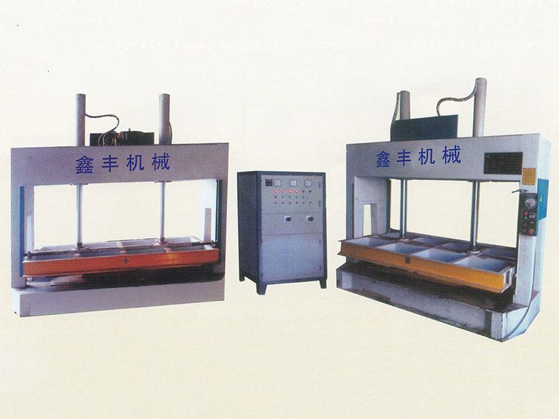 High frequency bending machine
