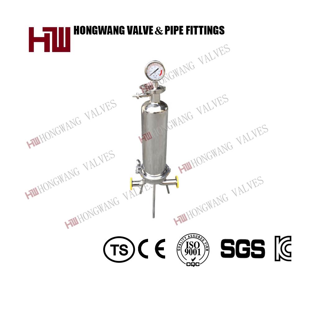 單芯衛生級過濾器