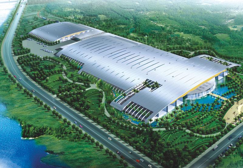 农夫山泉广东万绿湖有限公司万绿湖生产基地项目
