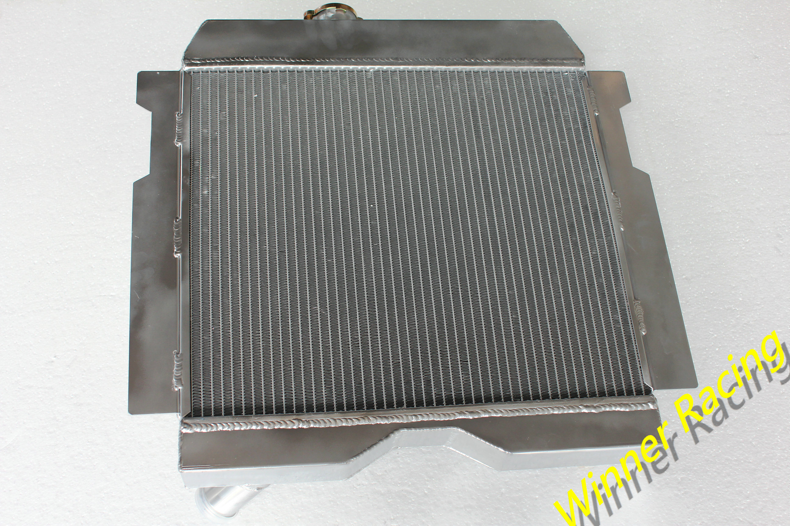 Aluminum Radiator For Jeep Willys Truck & Wagon  1954-1964