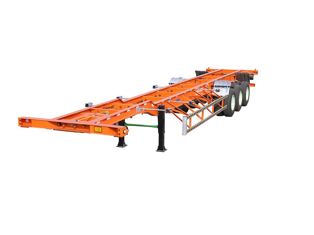 13.75米 集裝箱運輸半掛運輸車