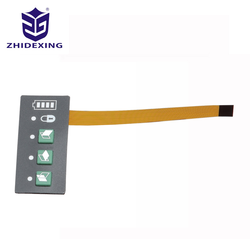 Silicone Membrane Keypads