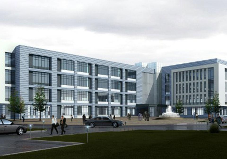 泰普生物科學廠房及配套設施