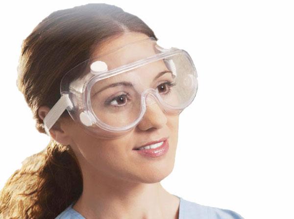 醫用隔離眼罩--成都新澳冠醫療器械--資質齊全 專業廠家