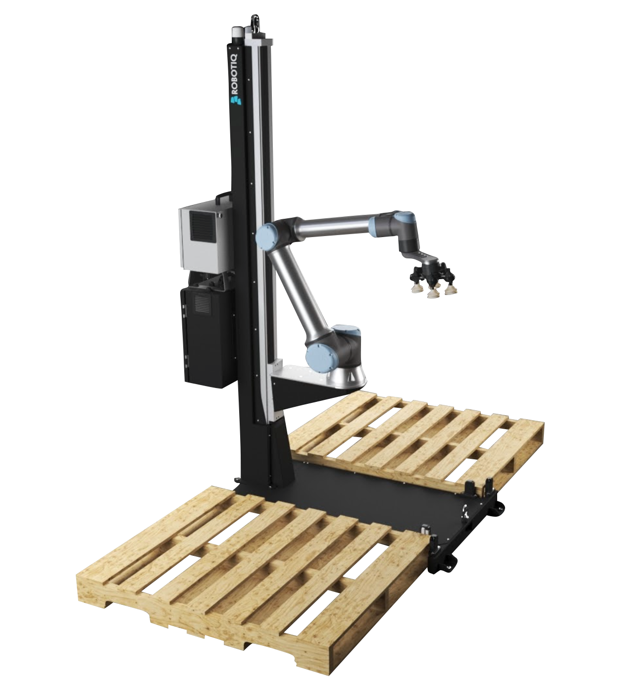 Robotiq Palletizing Solution智能码垛解决方案