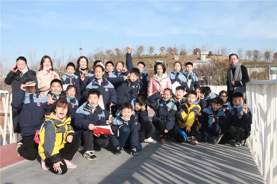 生活即課堂——英迪小學部學生參加雙鶴湖研學活動
