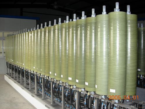 卷式高壓膜-反滲透立式安裝系列120bar