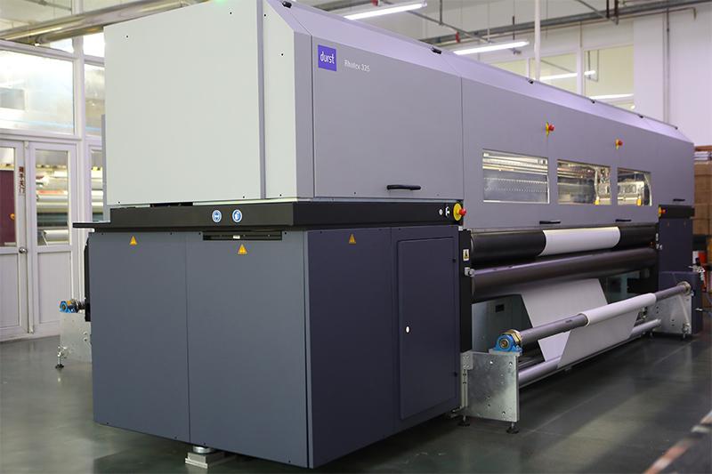 意大利Durst325直噴轉印一體機