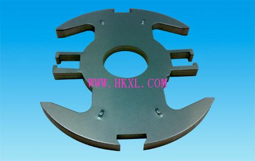 Motor rotor, silicon steel, silicon steel