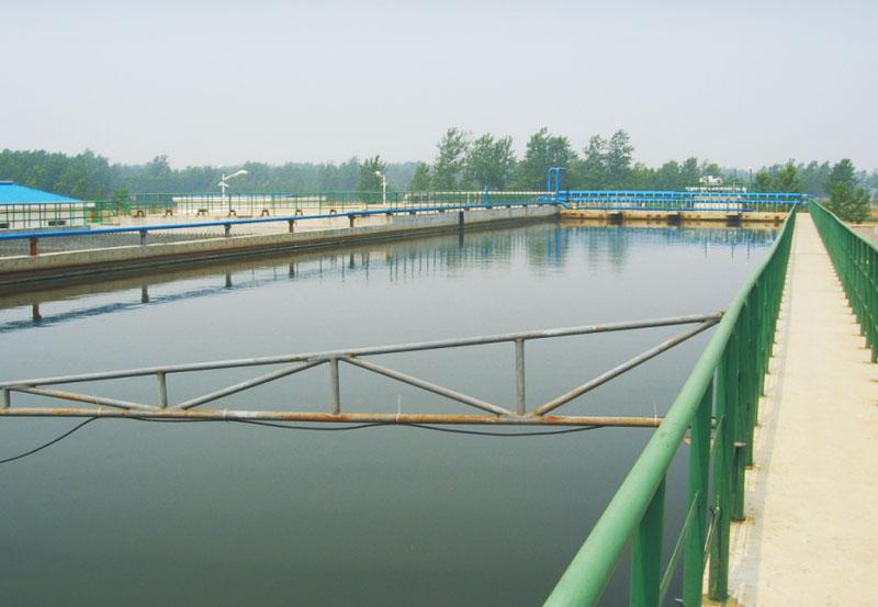 四阳城北污水处理厂