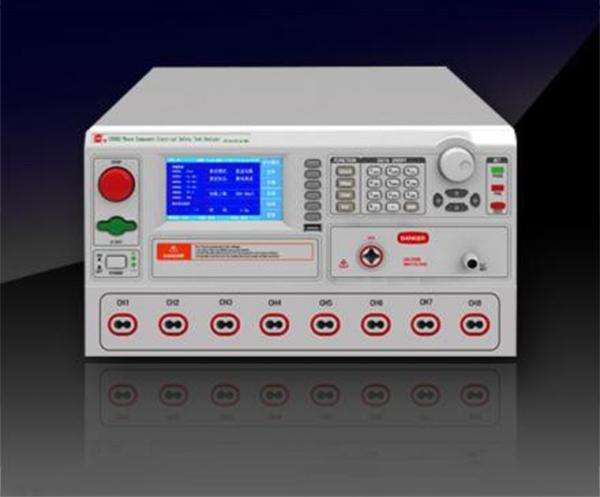 繞線元件電氣安規綜合測試儀CS9982