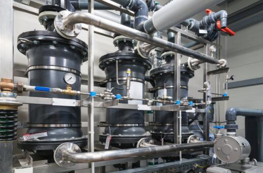 RO典型的進水控制條件