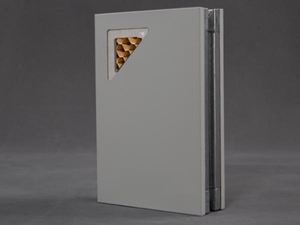 紙蜂窩凈化板-無塵凈化車間
