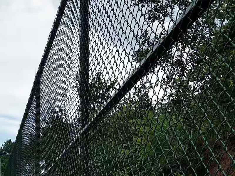 Court fence