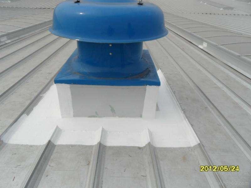 屋面防水细节