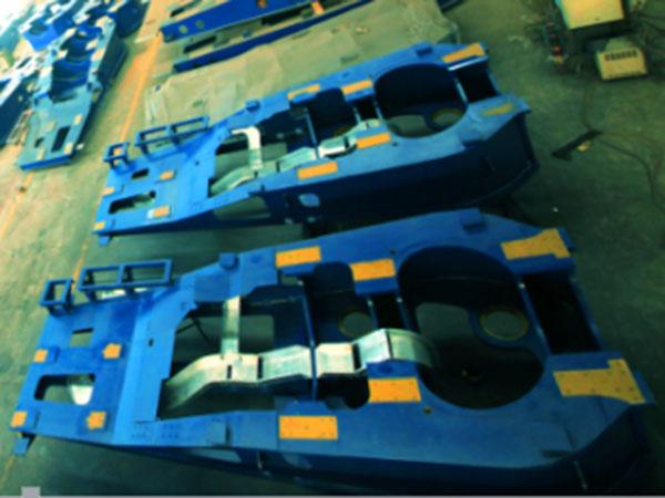 風力發電1.5MW/2MW/3MW/5MW/6MW機艙