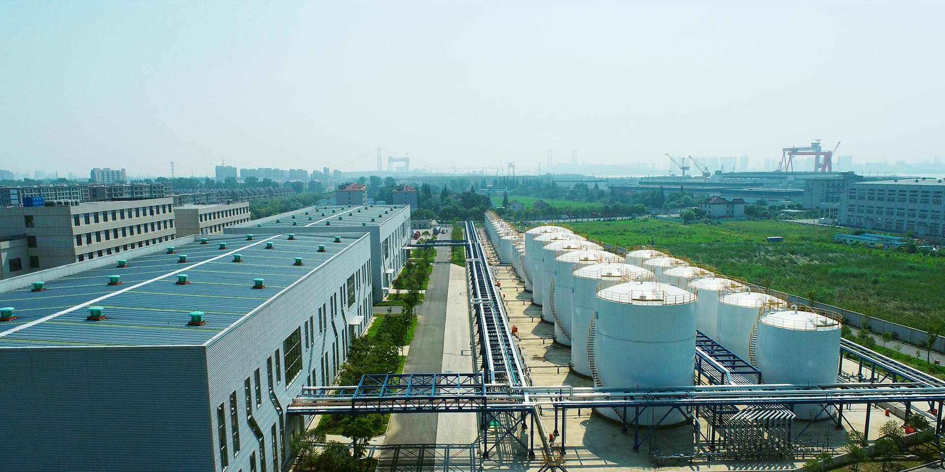 江蘇雙江能源科技股份有限公司