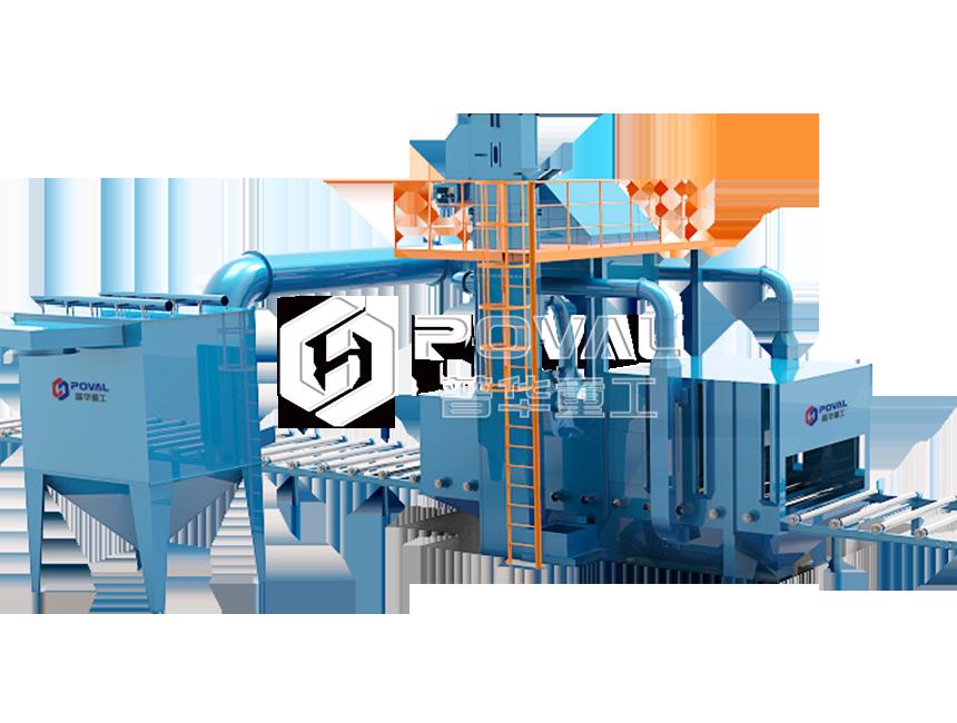 Q69系列鋼板拋丸機清理機
