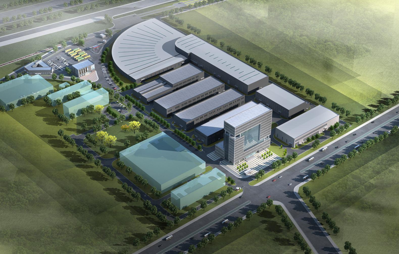 重庆机动车强检试验场-试验室及配套设施(一期)安装工程