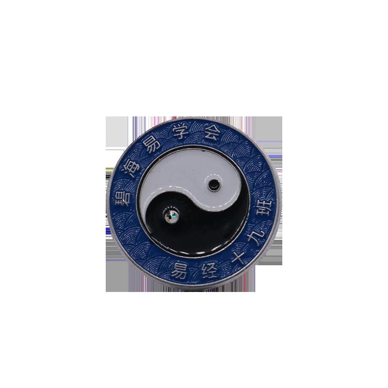 中国双鱼徽章