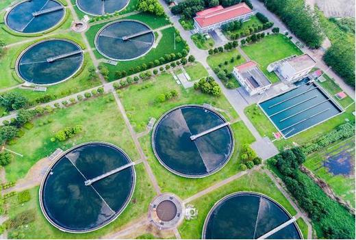 南京江心洲污水处理厂改造项目及其管网配套工程