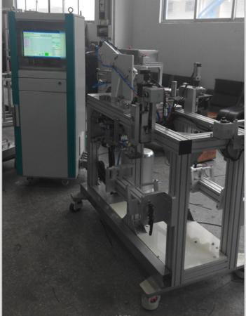 自动换挡器综合性能检测台